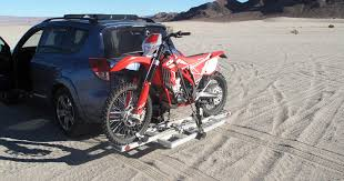 Tire Rack Motorcycle Harbor Freight Haul Master Motorcycle Carrier Dirt Bike Test