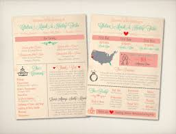 vintage wedding programs modern vintage wedding vintage bells co