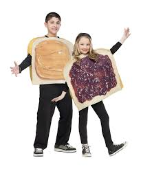 couples witch costume peanut butter jelly kids couple costume
