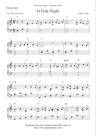 catchy collections of o christmas tree sheet music for piano