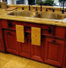 Metal Kitchen Sink Base Cabinet 42 Inch Stainless Steel Kitchen Sink Cabinets Ceiling Foot Tall