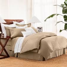 damask stripe 500 thread count comforter set