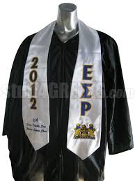 sashes for graduation custom satin graduation stole embroidered with lifetime guarantee