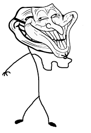 Troll Meme Mask - newface know your meme