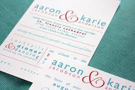 Modern Wedding Programs Wedding Invitations Packages Haskovo Me