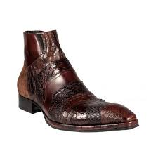 exotic dress shoes for men jo ghost mens shoes brown zip up