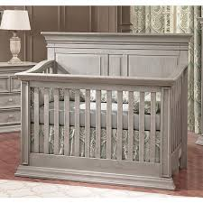 the baby cache vienna 4 in 1 lifetime convertible crib in the ash