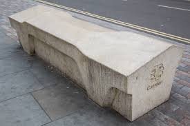 What Is The Meaning Of Bench When Design Is Hostile On Purpose Popular Science