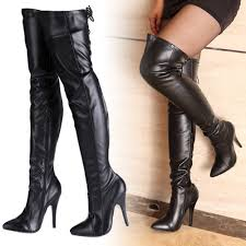 womens boots knee high leather pole boots search boots knee boot