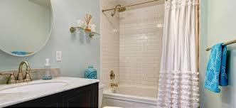 Custom Bathroom Shower Curtains Custom Length Width Shower Curtains