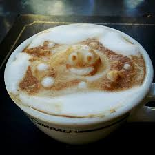 masterpiece in a mug japanese latte art will perk you up the