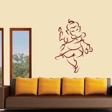 buy wallmantra ganesha wall sticker online at low prices in india buy wallmantra ganesha wall sticker online at low prices in india amazon in