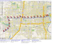 Map My Route Running by Joeschmidt Com July 2006 Archives