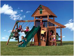 Home Depot Playset Installation Backyards Gorgeous Playsets For Backyard Backyard Ideas Best