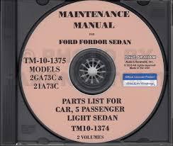 1938 1947 fomoco carburetor u0026 fuel pump repair shop manual reprint