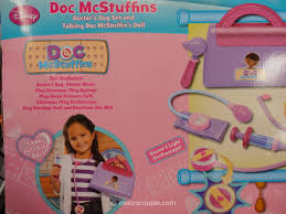 doc mcstuffins sweater disney doc mcstuffins doll and medical bag set