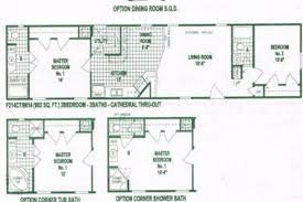 8 wide floor plans furniture option of single wide mobile home