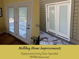 holliday home improvement blinds between the glass door ad