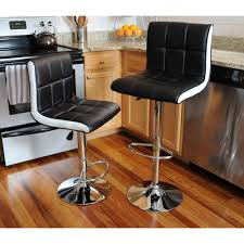 Home Decorators Bar Stools by Home Decorators Collection Adjustable Height Black Swivel