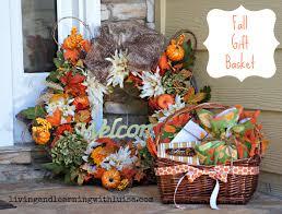 fall gift baskets fall gift basket