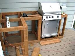 outdoor cooking prep table outdoor cooking station outdoor grill station phenomenal ideas about