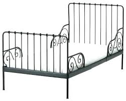 Ikea Metal Bed Frame Ikea Iron Bed Best Metal Bed Frame Ideas On Bed Frames White