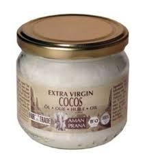 huile de coco en cuisine amanprana huile de coco vierge bio et équitable 325 ml