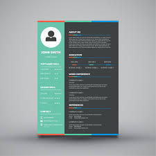 curriculum vitae templates indesign cv template vectors photos and psd files free download
