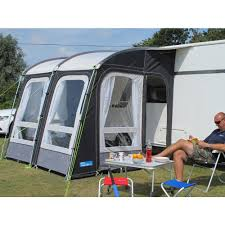 Used Caravan Awnings Kampa Rally Pro 260 Lightweight Awning Homestead Caravans