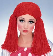 Rag Doll Halloween Costume Doll Makeup Ideas October 5th Costume Kissing Doll