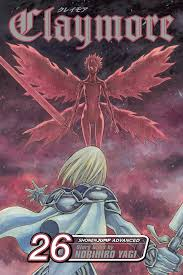 claymore claymore vol 3 book by norihiro yagi official publisher page