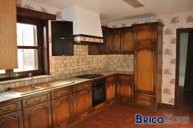 repeindre des meubles de cuisine en bois renover meuble cuisine simple beau v renovation meubles cuisine