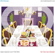 Formal Dining Setting Table Formal Dining Room Tables Clip Art U2013 Clipart Free Download