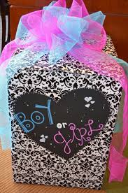 gender reveal balloons in a box affordable gender reveal party ideas about bfeefcacf gender reveal