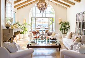 santa barbara style home plans channel the look breezy santa barbara style for the home