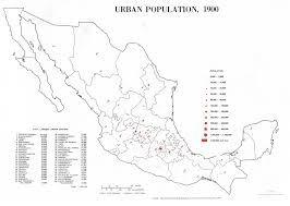 Map Of Merida Mexico by