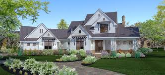 House Plans With Big Porches Plan 16853wg Elegant Farmhouse Living Bonus Rooms Country
