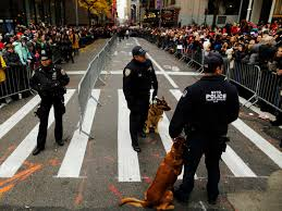 thanksgiving parade security will be strongest officials