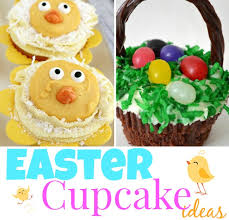 Easter Cupcakes Decorations by 10 Yummy Easter Cupcake Ideas Frugal Fanatic