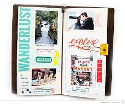 Alaska travel notebook images 220 best traveler 39 s notebook images travelers jpg