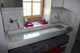 plan de travail cuisine beton plan de travail cuisine beton cire maison design bahbe regarding