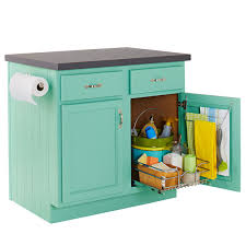 kitchen center island cabinets turn a stock cabinet and a spare weekend into a customized kitchen