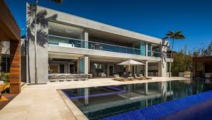 backyard home theater this 28 million ultramodern malibu home is stacked with over the