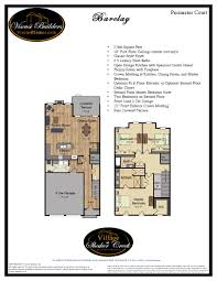 barclay u2013 floor plan