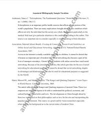 format for literature review example