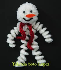 a crochet snowman ornament fast and easy all crafts channel