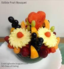 edible fruit flowers edible fruit bouquet 365 days of