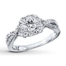 Kay Jewelers Wedding Rings Sets by Neil Lane Engagement Ring 1 Ct Tw Diamonds 14k White Gold I Love