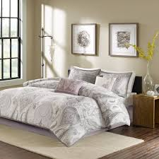 Purple Bed Sets by Amazon Com Samir 7 Piece Comforter Set Purple Queen Home U0026 Kitchen