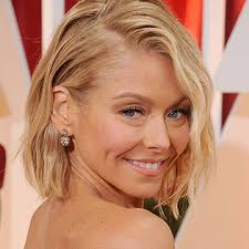 hair color kelly ripa uses news kelly ripa dyes her hair pink eat sardines for glowing skin